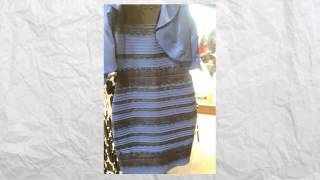 What Color is The Dress? TAKE THE TEST!