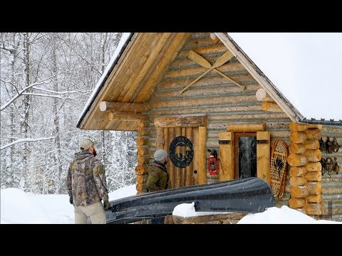 Delivery to the Cabin | Road Trip and Factory Tour