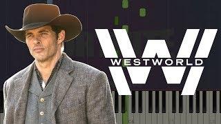 Westworld Season 2: Super Bowl Trailer 'Runaway' | Piano Tutorial + Sheets