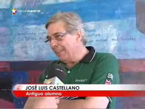 Cierre del colegio mayor San Juan Eavangelista, 'El Johnny '