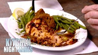 """""""Quite Possibly One Of The Worst Salmon Dishes I've Ever Eaten"""" 