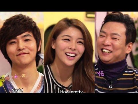 Hello Counselor - Park Junhyeong, Lisa, Jeong Dongha, Ailee! (2014.01.27)