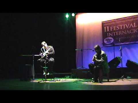 Fernando Torrico - II Festival Internacional Bolivia en su Charango