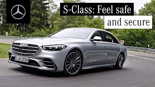 Safety, Assistance and Security in the New S-Class