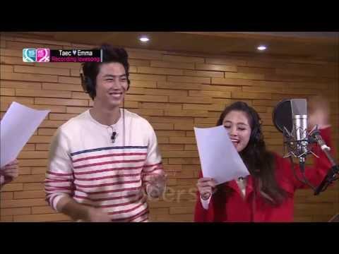 Global We Got Married EP12 (Taecyeon&Emma Wu)#3/3_20130621_우리 결혼했어요 세계판 EP12 (택연&오영결)#3/3