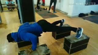 14 yr old FITNESS THUG LIFE #fitness #workout #gym #lifestyle #adidas #explosive #teenage