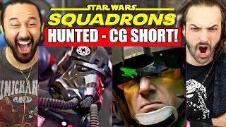 """STAR WARS: SQUADRONS – """"Hunted"""" CG Short (Cinematic Trailer) 