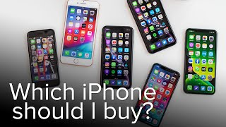 Which iPhone you should buy in 2019