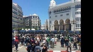 الجزائر الآن | تواصل الحراك للجمعة الـ23 وسط تشديدات أمن ...