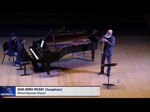 Pasta Concerto by Jean Denis Michat. (Saxophone: Jean Denis Michat)