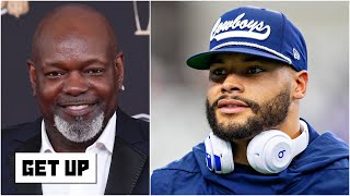 Emmitt Smith wants Dak Prescott to sign a team-friendly deal with the Cowboys | Get Up