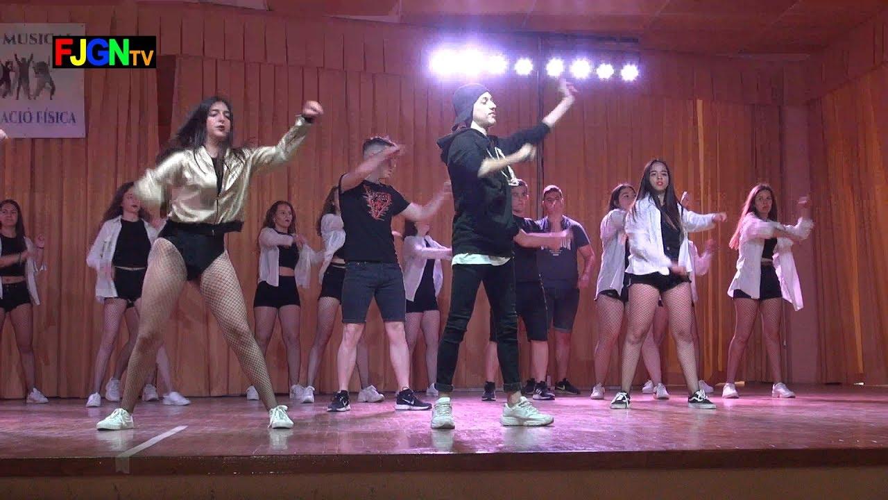 05. Adrenalina - Bailes Educacion Fisica 2019 IES Nules