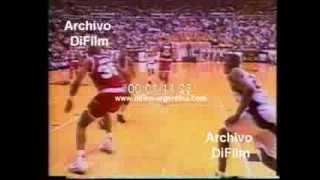 DiFilm - Glenn Robinson in Purdue University - basketball 1994