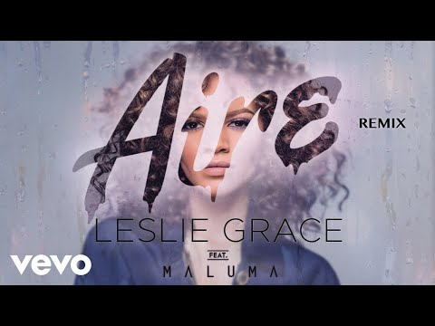 Leslie Grace - Aire (Remix)[Cover Audio] ft. Maluma