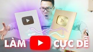 Hướng dẫn kiếm tiền từ Youtube với chi phí 0 đồng