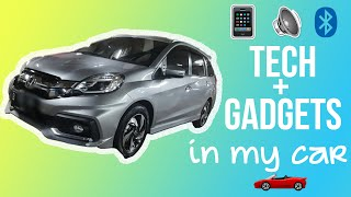 GADGET MOBIL CANGGIH?! Must Have Gadgets in Your Car!