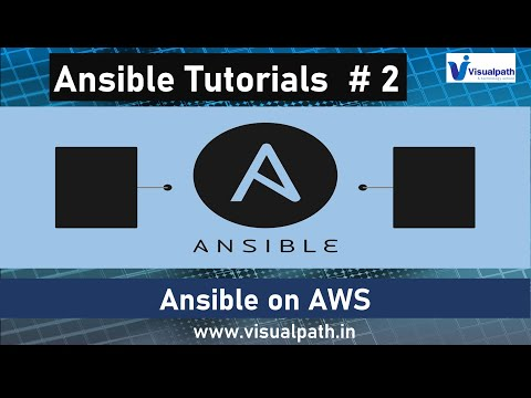 Setup Ansible on AWS Cloud | Ansible Tutorial | DevOps Tools | Visualpath