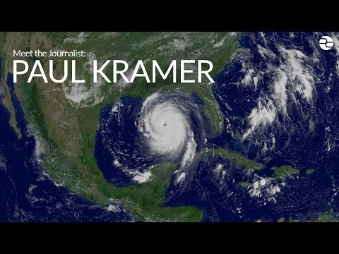 Meet the Journalist: Paul Kramer