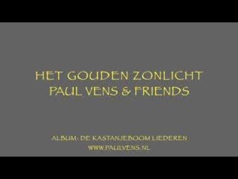Paul Vens & Friends - Het Gouden Zonlicht