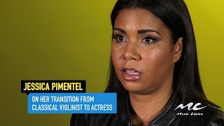 Jessica Pimentel on Going from Classical Violinist to Actress