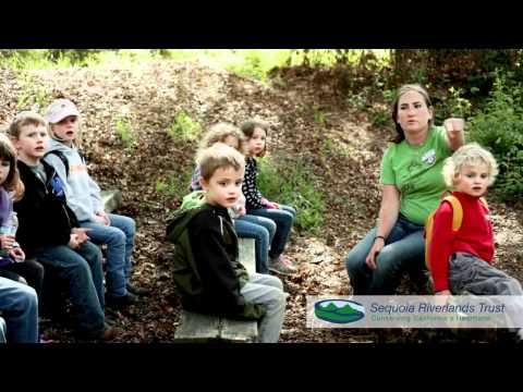 Sequoia Riverlands Trust Spring Break Nature Camp