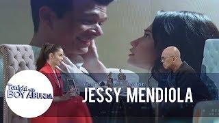 TWBA: Jessy Mendiola admits that she has a crush on Jericho Rosales