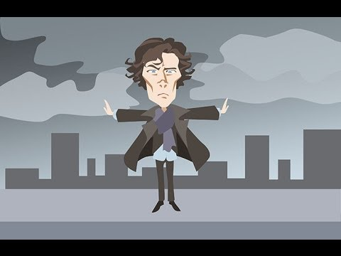 Sherlock - #SmashTagID number 3 - By animatID