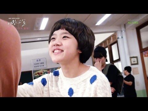 [김향기] MBC '여왕의 교실(The Queen's Classroom)' 마지막 촬영현장! (6-3반 친구들과 함께)