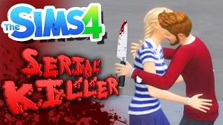 10 MURDERS, 10 DIFFERENT WAYS! | Serial Killer Challenge (The Sims 4)