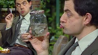 /what39s for lunch mr bean funny clips mr bean official