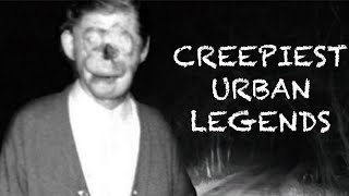 Creepy Urban Legends & Myths From All Over The World
