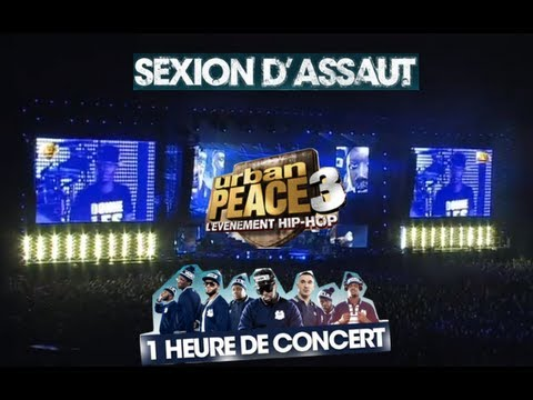 Urban Peace 3 (Live) (DVD) (2013)