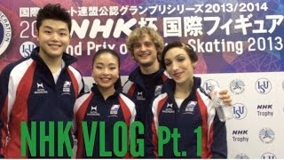 McDonald's, Purple Nurple, and Domo - 2013 NHK Trophy Pt. 1