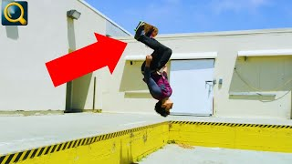 20 WEIRD THINGS AND CRAZY MOMENTS CAUGHT ON CAMERA!