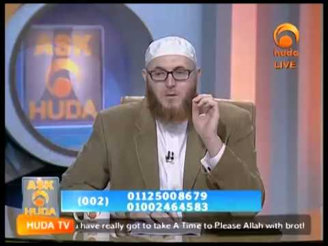 Ask Huda Oct 12th 2014