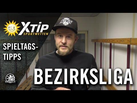 XTiP Spieltagstipp mit John Katzor (SG Blankenburg) - 13. Spieltag, Bezirksliga, Staffel 3 | SPREEKICK.TV