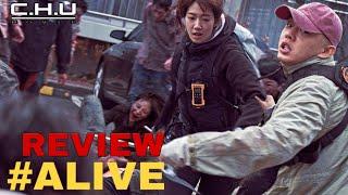 Review phim ALIVE (Sống Sót)