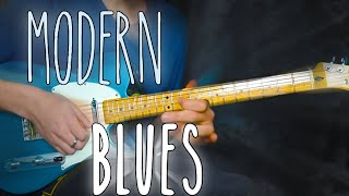 10 Modern Blues Guitarists