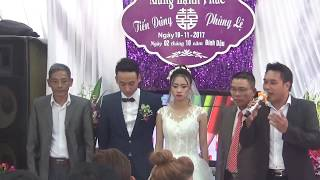 Lễ trao và nhận dâu trong đám cưới - Cuộc sống miền Bắc - Vietnam travel