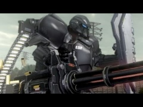 Earth Defense Force 2025 - Trailer 3