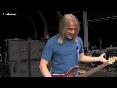 Steve Morse of Deep Purple demoing Spark Mini Booster !
