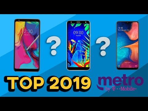 BEST Metro PCS By T-mobile Phones 2019