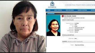 Truy nã quốc tế bà trùm Vũ Hoàng Oanh là chị ruột của Dung 'Hà'