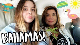 TAKING MY MOM TO THE BAHAMAS!!!