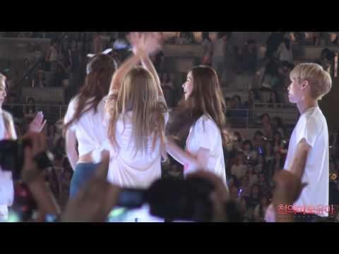 140815 SMTOWN ENDING - Yoona