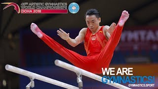 2018 Artistic Worlds – Apparatus Finals, Day 2 – Highlights – We are Gymnastics !