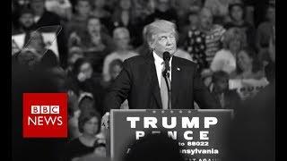 Is staff turnover much higher under Trump? - BBC News
