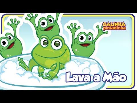 Baixar Lava a mão - DVD Galinha Pintadinha 3