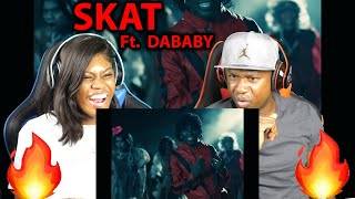 Tory Lanez - SKAT ft. DABABY (Official Video) REACTION