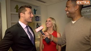 'Bachelor's' Chris Soules & Whitney Bischoff on the Proposal, 'DWTS' and Having Kids